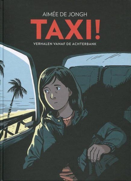 Taxi (De Jongh) 1 Verhalen vanaf de achterbank
