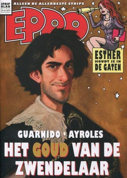 Eppo - Stripblad 2019 (Jaargang 11) 11 Nummer 11