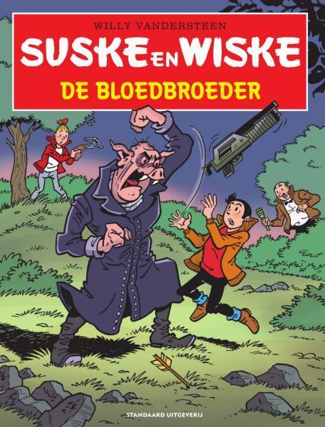 Suske en Wiske in het kort 4 De bloedbroeder