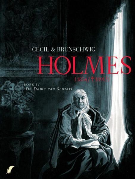 Holmes 4 De dame van Scutari