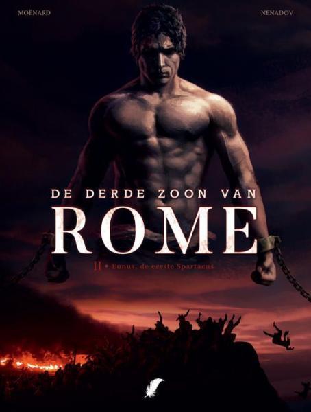 De derde zoon van Rome 2 Eunus, de eerste Spartacus