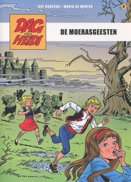 Dag en Heidi (Saga) 9 De moerasgeesten