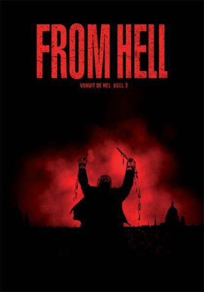 From Hell (Vliegende Hollander) 3 Vanuit de hel, deel 3