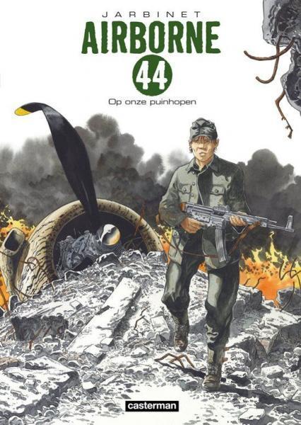 Airborne 44 8 Op onze puinhopen