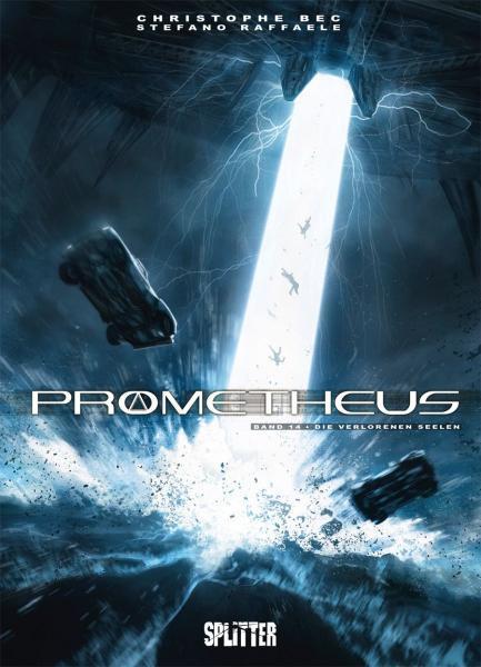 Prometheus (Bec) 14 Die verlorenen Seelen