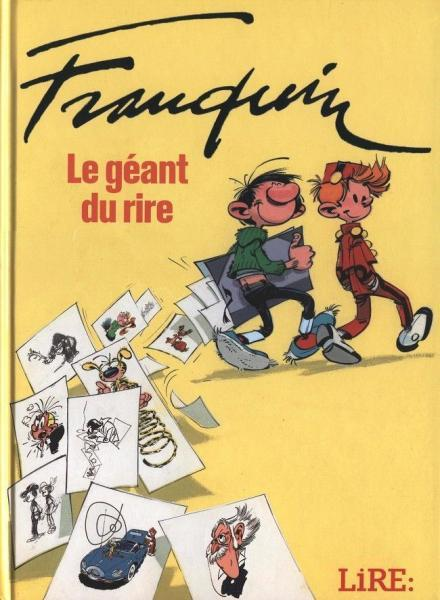 Franquin: meester van de lach 1 Franquin: Le géant du rire