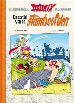 Asterix A7 De strijd van de stamhoofden