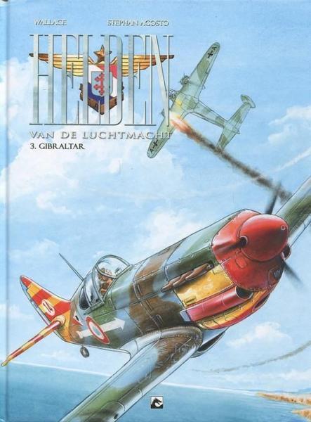 Helden van de luchtmacht 3 Gibraltar
