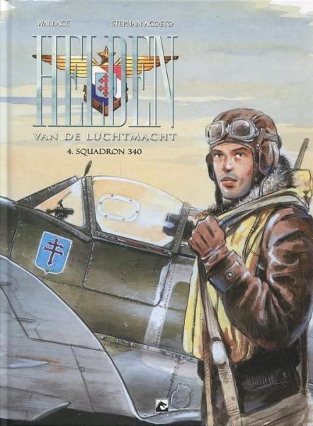 Helden van de luchtmacht 4 Squadron 340