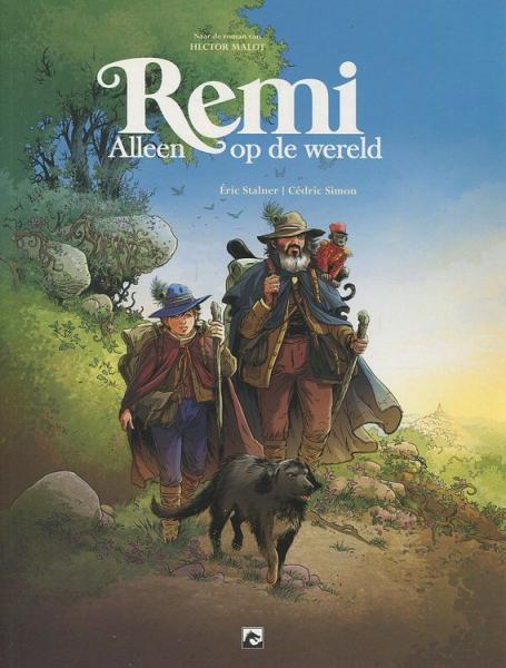 Rémi - Alleen op de wereld (Dark Dragon) 1 Rémi - Alleen op de wereld