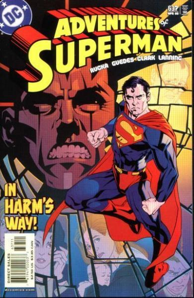 Superman 637 The Road to Ruin, Part 2
