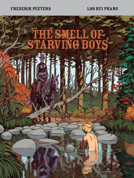 Een beeld van een jongen 1 The Smell of Starving Boys