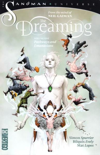 The Dreaming (Vertigo) INT A1 Pathways and Emanations