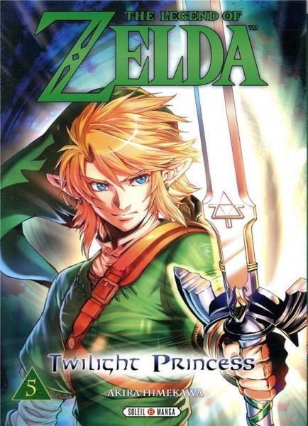The legend of Zelda - Twilight princess 5 Tome 5