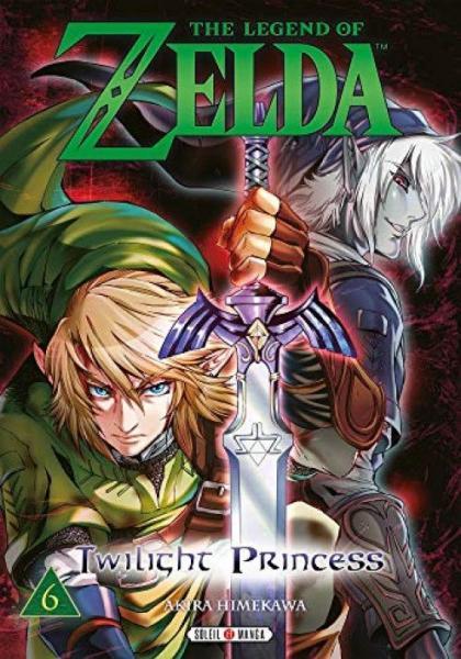 The legend of Zelda - Twilight princess 6 Tome 6