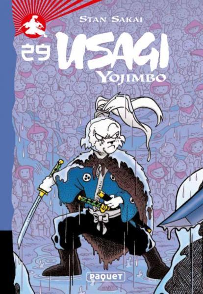 Usagi Yojimbo (Paquet) 29 Tome 29