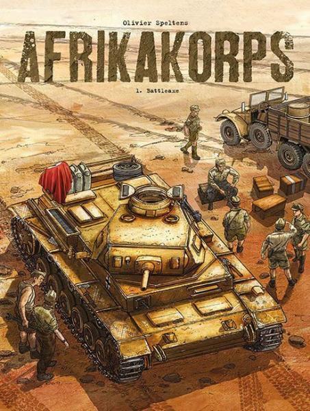 Afrikakorps 1 Battleaxe