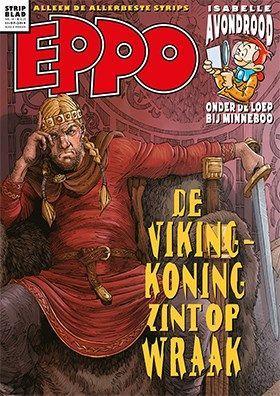 Eppo - Stripblad 2019 (Jaargang 11) 14 Nummer 14