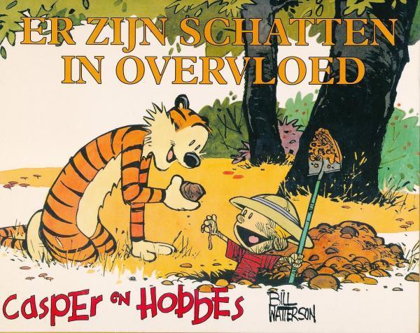 Casper en Hobbes 10 Er zijn schatten in overvloed