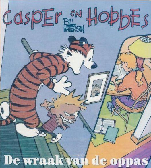 Casper en Hobbes 5 De wraak van de oppas