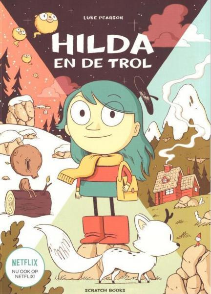 Hilda (Pearson) 1 Hilda en de trol