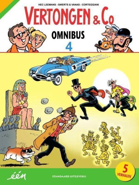 Vertongen en Co INT 4 Omnibus 4