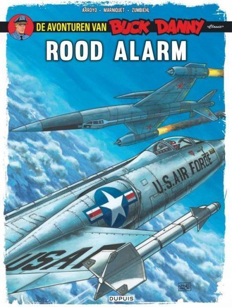 Buck Danny classic 6 Rood alarm