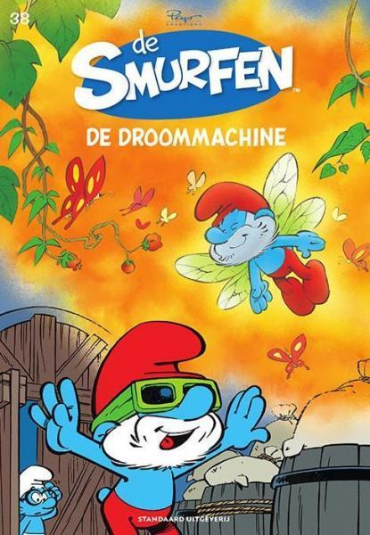 De Smurfen 38 De droommachine
