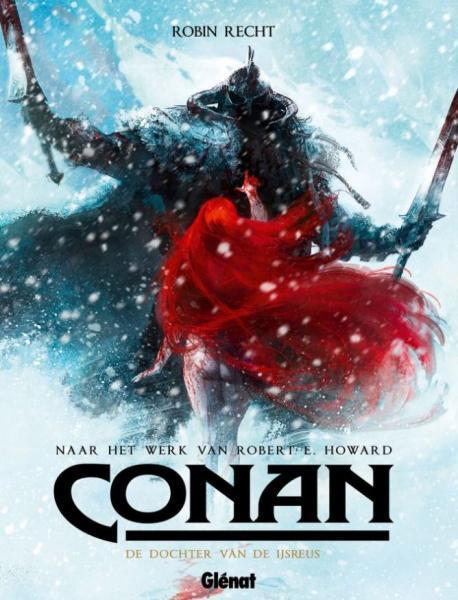 Conan de avonturier 4 De dochter van de ijsreus
