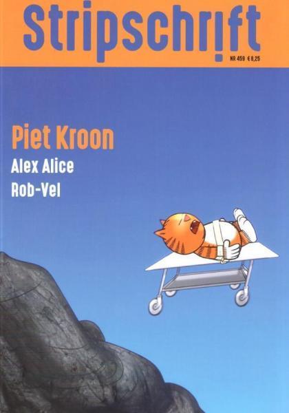 Stripschrift 459 Piet Kroon