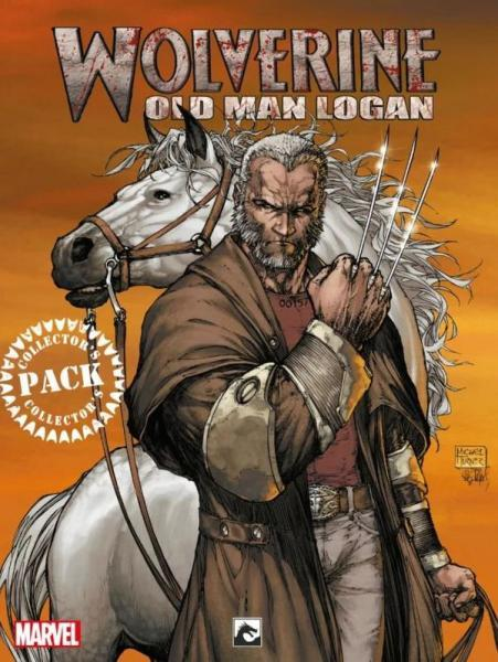 Wolverine: Old Man Logan (Dark Dragon) INT 1 Wolverine: Old Man Logan