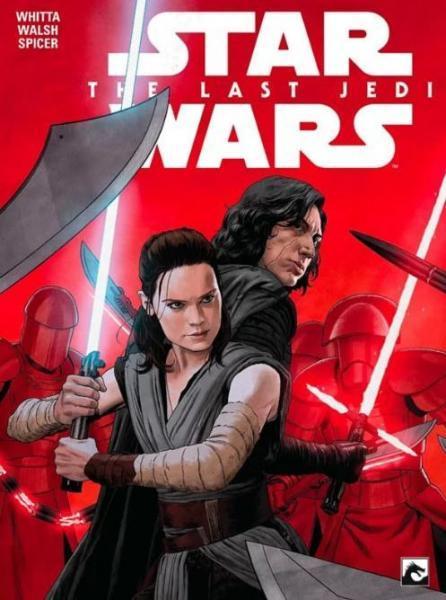 Star Wars Remastered Filmboek 9 Star Wars: The Last Jedi