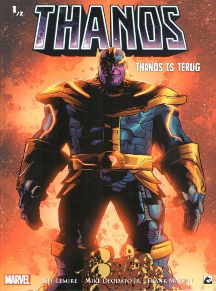 Thanos is terug 1 Deel 1
