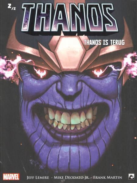Thanos is terug 2 Deel 2