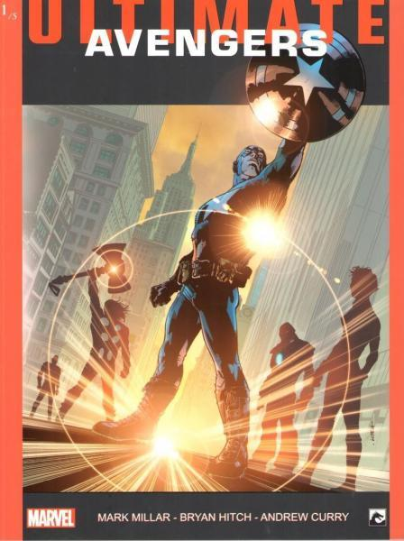 Ultimate Avengers (Dark Dragon) 1 Deel 1
