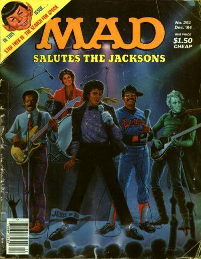 MAD (magazine) 251 Number 251