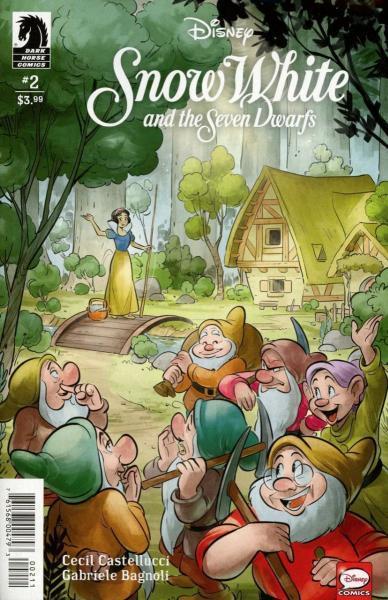 Snow White and the Seven Dwarfs (Dark Horse) 2 Issue #2