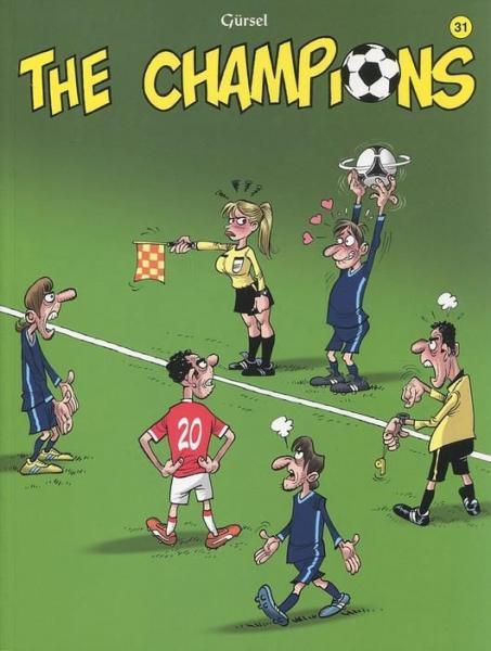 The Champions 31 Deel 31