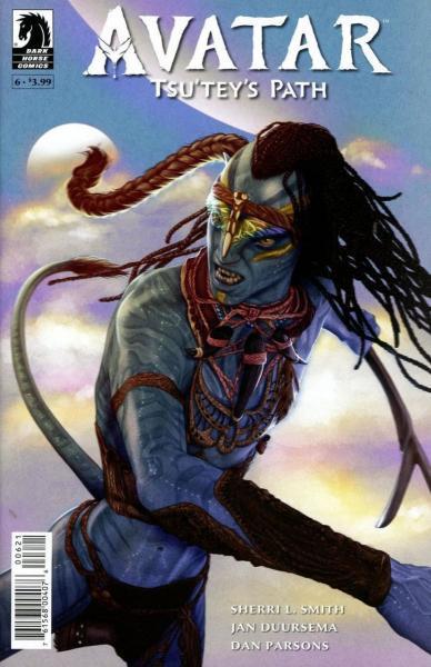 Avatar: Tsu'tey's Path 6 Issue #6