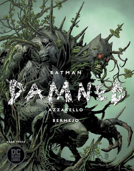 Batman: Damned 3 Book Three