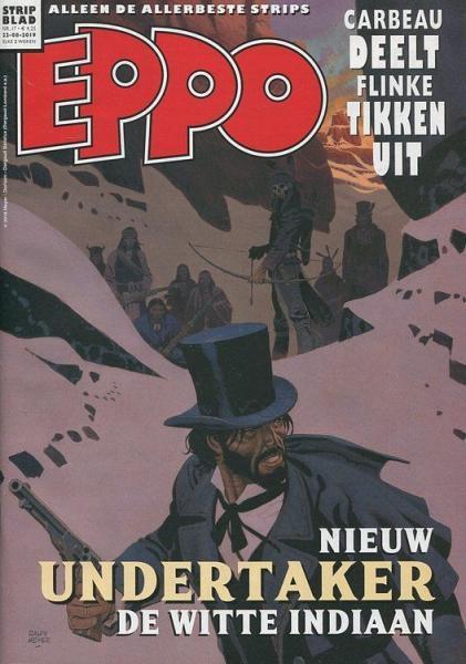 Eppo - Stripblad 2019 (Jaargang 11) 17 Nummer 17