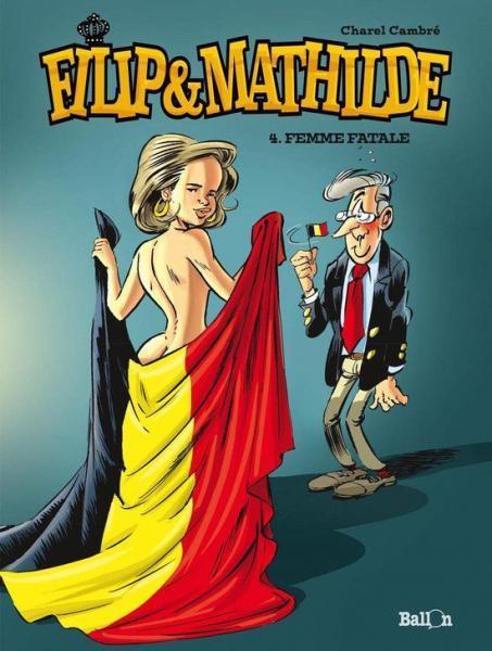 Filip & Mathilde 4 Femme fatale