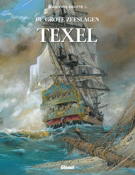 De grote zeeslagen 9 Texel
