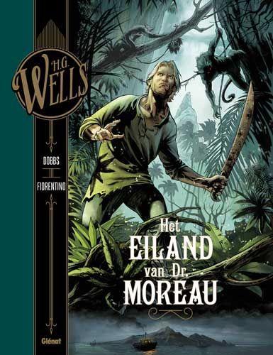 Het eiland van Dr. Moreau 1 Het eiland van Dr. Moreau