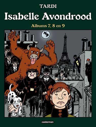 Isabelle Avondrood INT A3 Albums 7, 8 en 9