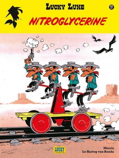 Lucky Luke (Lucky Comics, hernummering) 57 Nitroglycerine