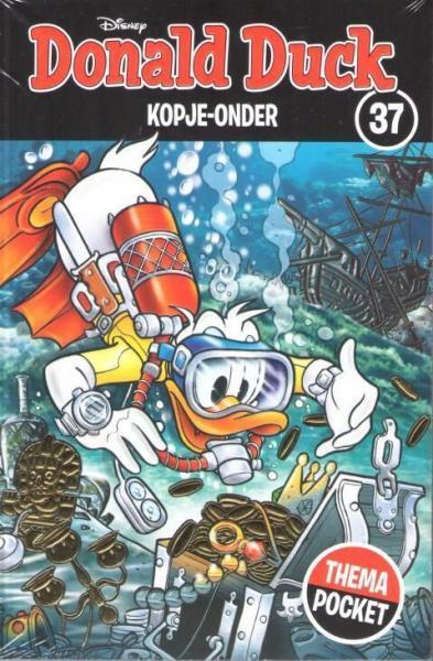 Donald Duck dubbelpocket extra 37 Kopje-onder