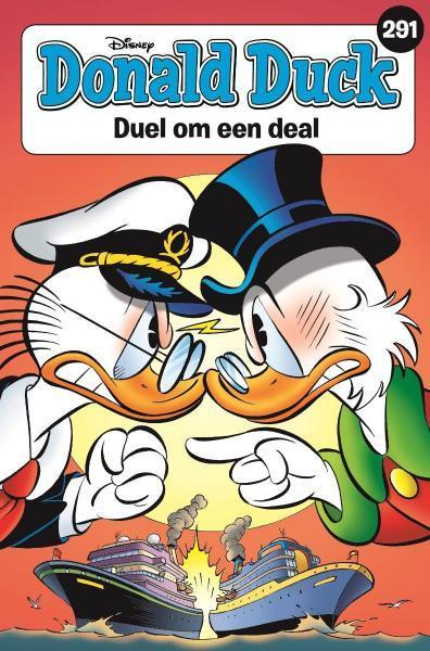 Donald Duck pocket (3e reeks) 291 Duel om een deal
