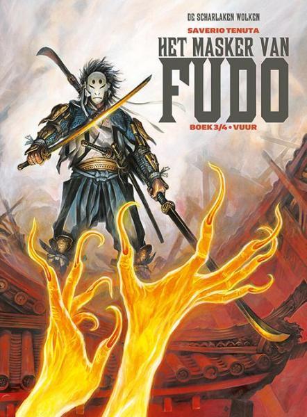 Het masker van Fudo 3 Vuur