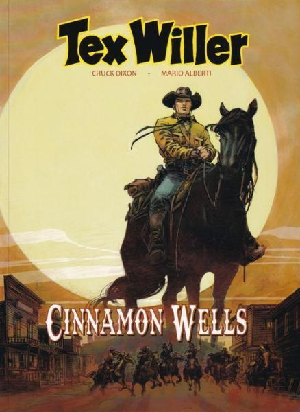 Tex Willer (Hum!) 7 Cinnamon Wells